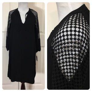 New! Michael Stars rayon dress
